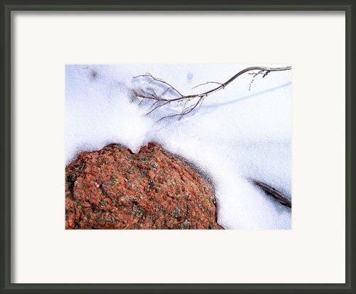 Drifting Framed Print By Tom Druin