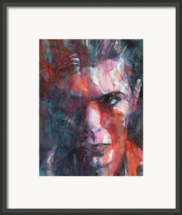 Fame Framed Print By Paul Lovering
