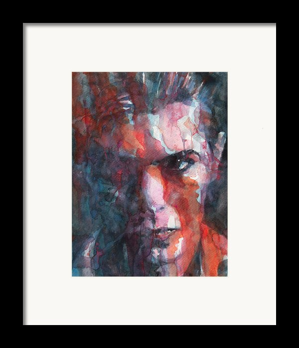 Fame Framed Print By Paul Lovering