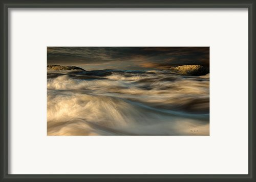 First Light Framed Print By Bob Orsillo