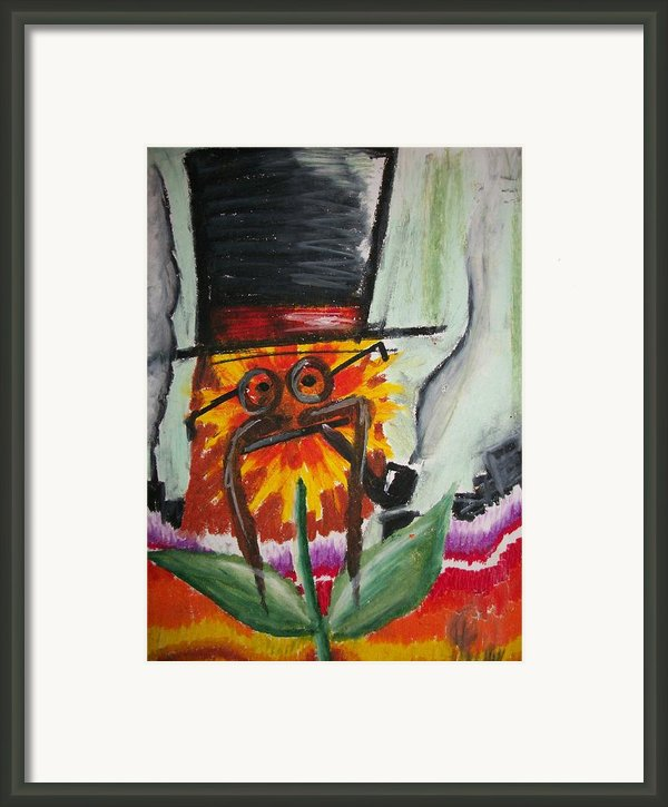 Hat Magic Framed Print By Jake Huenink