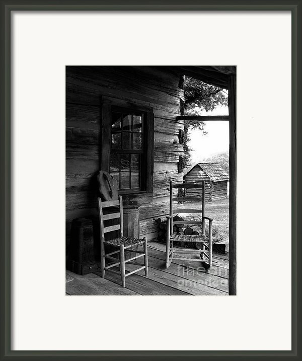 His And Hers Framed Print By Julie Dant