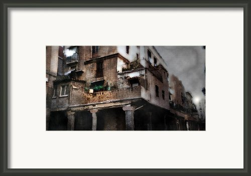 Hora Sexta Framed Print By David Fox