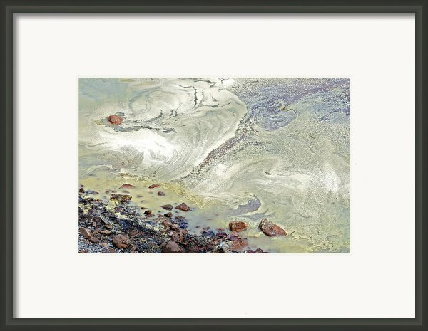 Natures Art Framed Print By Susan Leggett