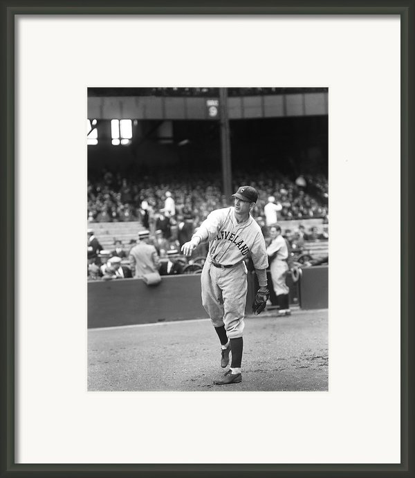 Patrick H. Pat Mcnulty Framed Print By Retro Images Archive
