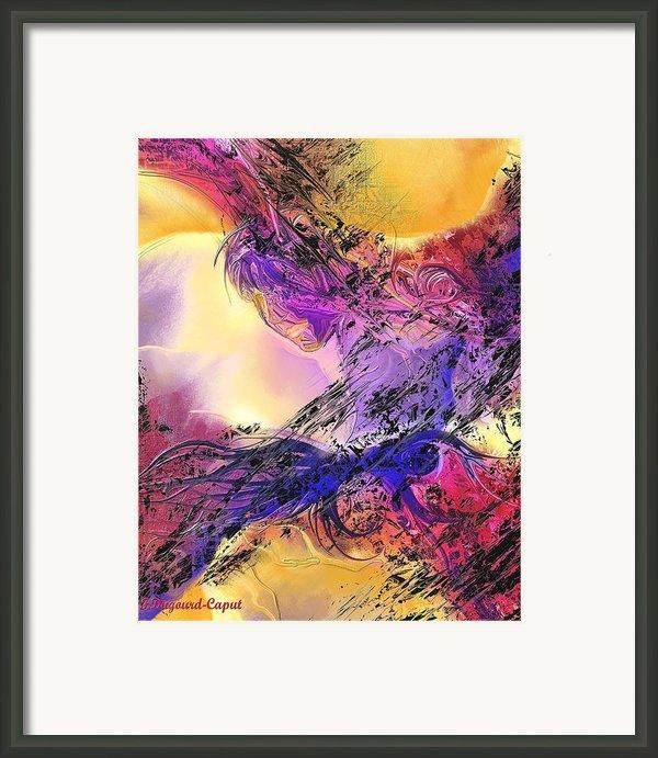 Presence Framed Print By Francoise Dugourd-caput