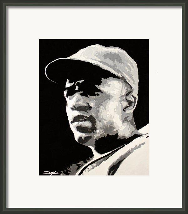 Robinson 42 Framed Print By Don Medina
