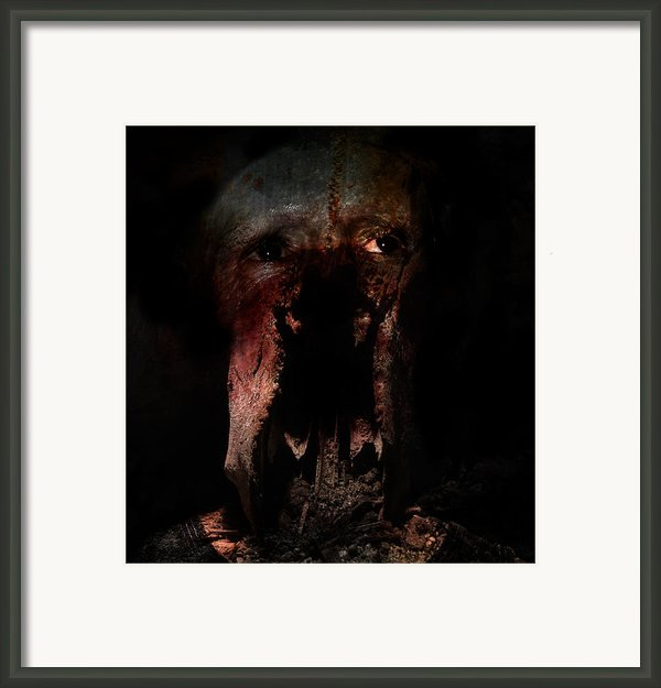 Seeing In Dreams Framed Print By David Fox