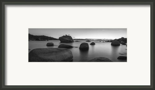 Serenity Framed Print By Brad Scott