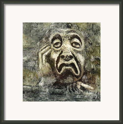 Sloth Framed Print By Suzette Broad