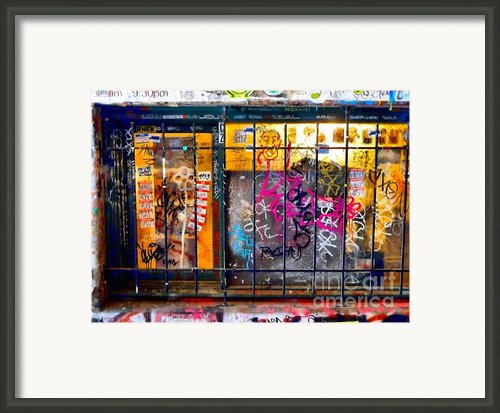Social Conscience Framed Print By Lauren Hunter