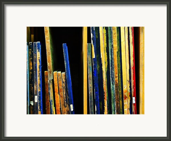 Source Framed Print By Skip Hunt