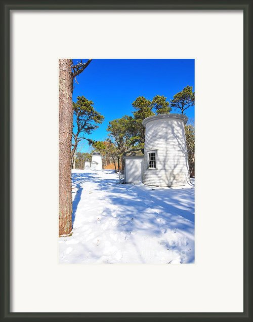 Three Sisters Light Framed Print By Catherine Reusch  Daley
