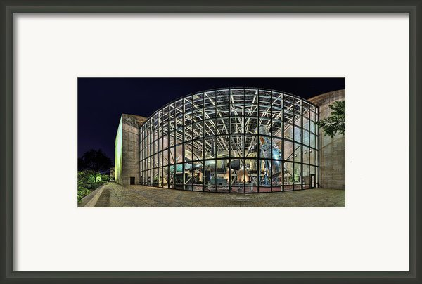 To Infinity And Beyond Framed Print By Metro Dc Photography