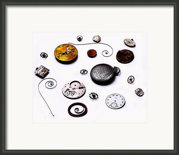 Watch Me  Framed Print By Camille Lopez