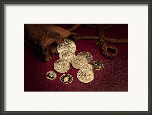 Wealth Framed Print By Tom Mc Nemar