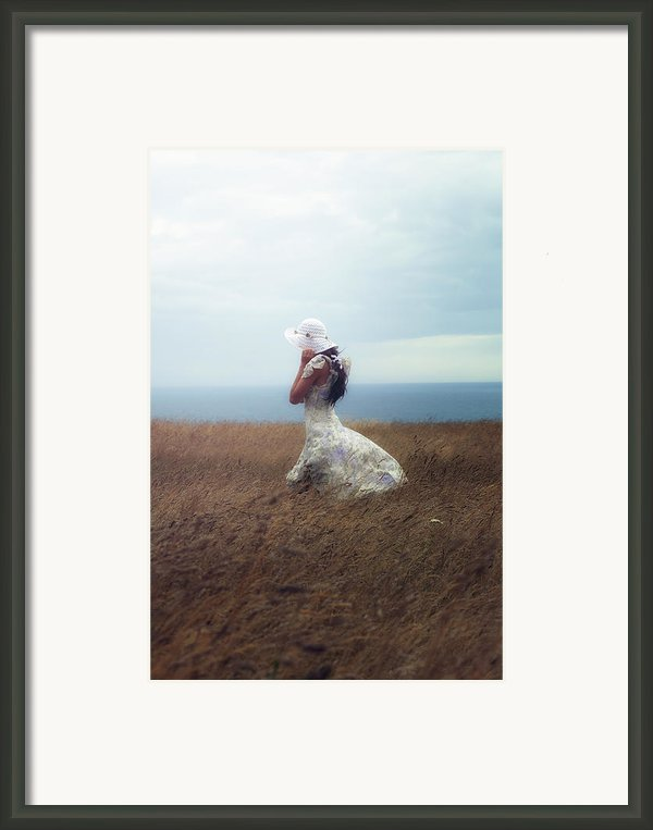 Windy Day Framed Print By Joana Kruse