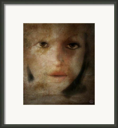Wonder Framed Print By Gun Legler