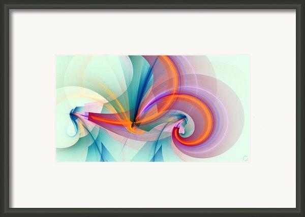 1260 Framed Print By Lar Matre
