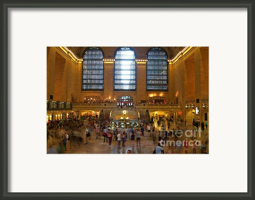 New York City Framed Print By Elite Image Photography By Chad Mcdermott