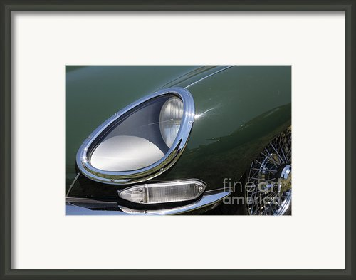1961 Jaguar Xke Roadster 5d23322 Framed Print By Wingsdomain Art And Photography