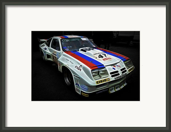 1976 Chevrolet Monza Imsa Framed Print By Phil