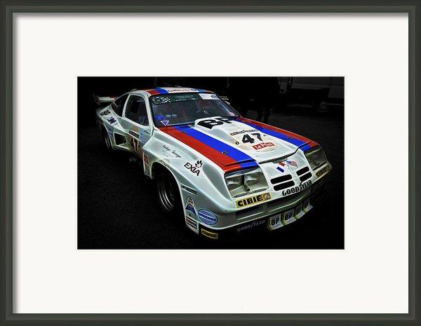 1976 Chevrolet Monza Imsa Framed Print By Phil