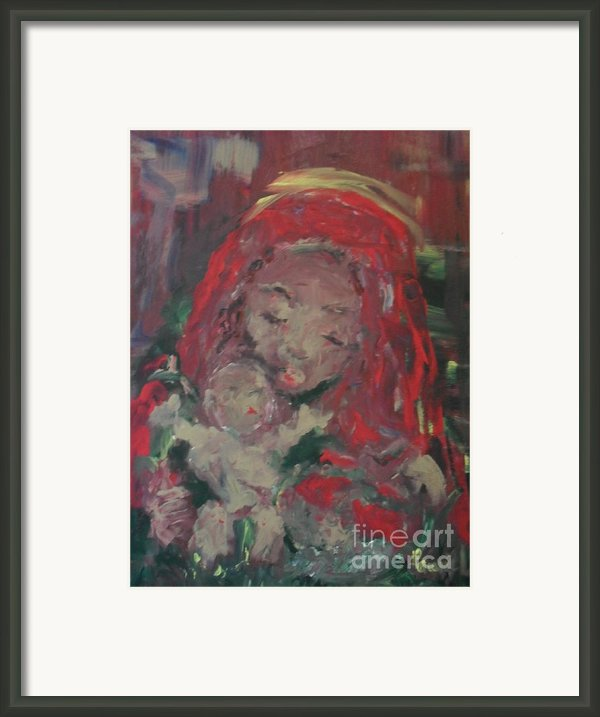 Hope Framed Print By Laurie D Lundquist