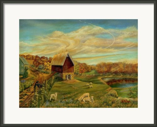 Kookaree Framed Print By William Allen