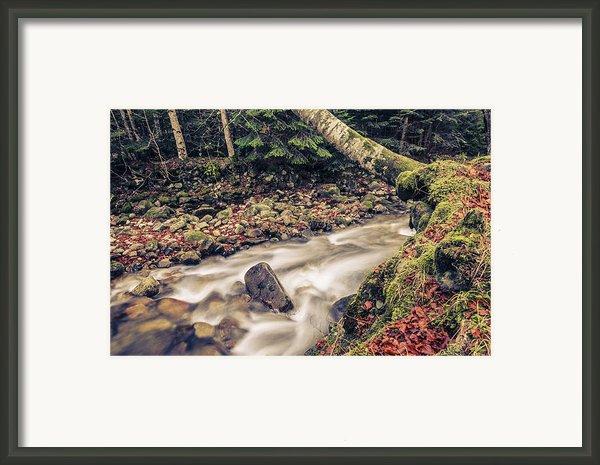 Landscape - Photography Framed Print By Lyubomir Kanelov