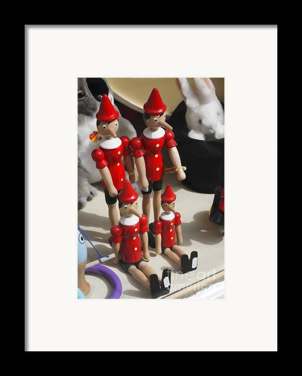 Pinocchio Framed Print By Craig B