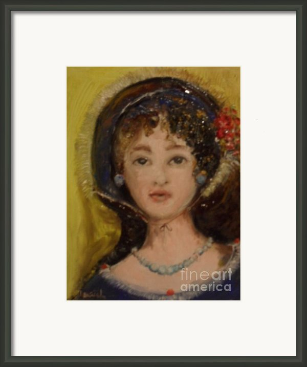 Yesterday Framed Print By Laurie D Lundquist