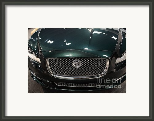 2013 Jaguar Xj Range - 5d20263 Framed Print By Wingsdomain Art And Photography