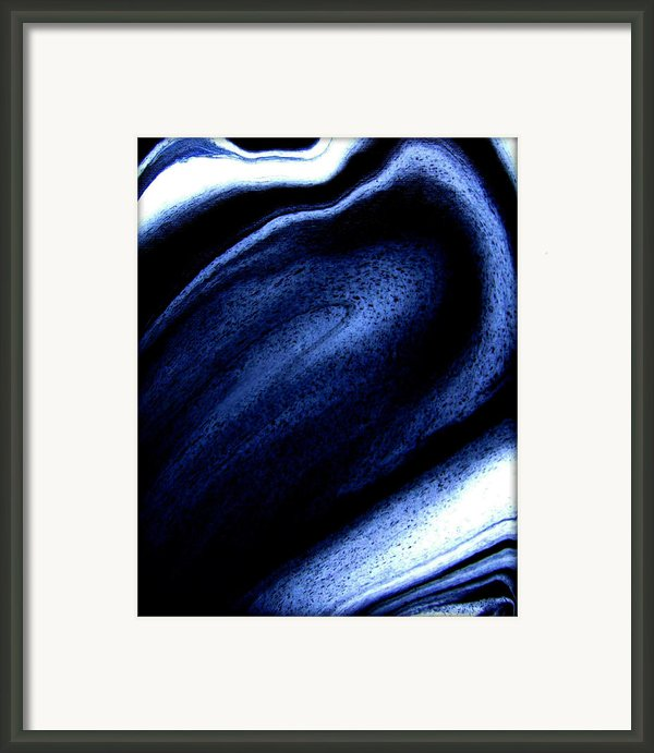 Abstract 38 Framed Print By J D Owen
