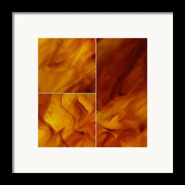 Serenity Framed Print By Tom Druin