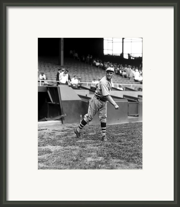 Wilfred Patrick Dolan Rosy Ryan Framed Print By Retro Images Archive