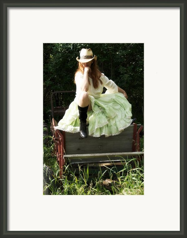 A Days Work Framed Print By Todd And Candice Dailey