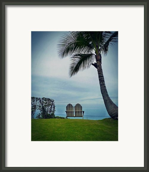 A Favorite Place Framed Print By Patricia Strand