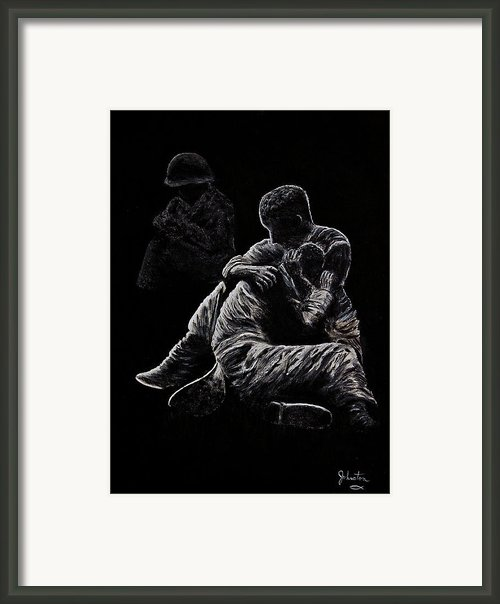 A Forgotten War Korea A Memorial Framed Print By Nadine And Bob Johnston
