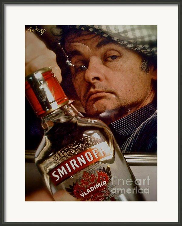 A Friend In Need Is A Friend Indeed . Framed Print By  Andrzej Goszcz