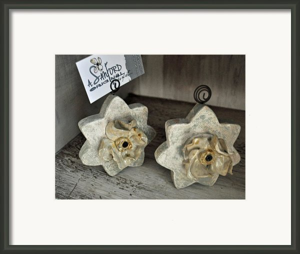 A Natural Fit Framed Print By Amanda  Sanford