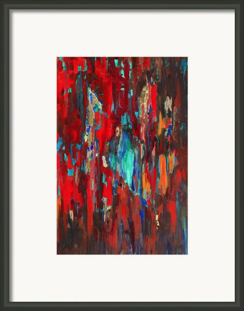 A New Beginning Framed Print By Billie Colson