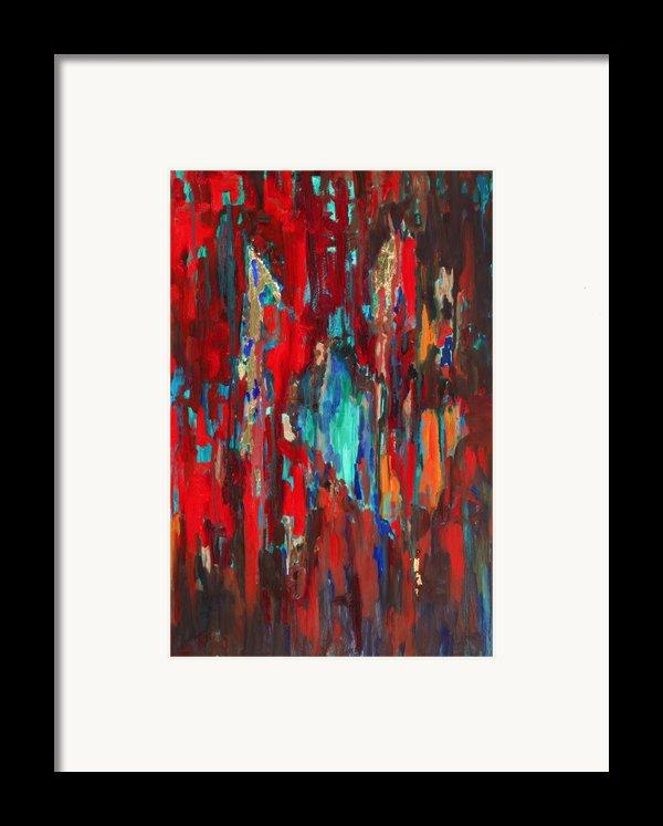A New Beginning Framed Print By Billie Colson
