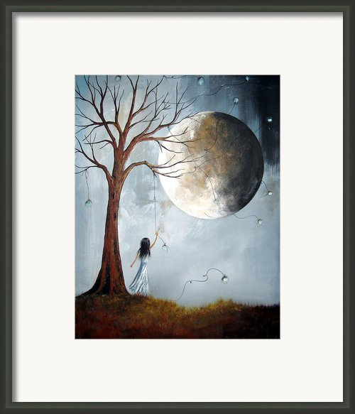 A Perfect Dream By Shawna Erback Framed Print By Shawna Erback