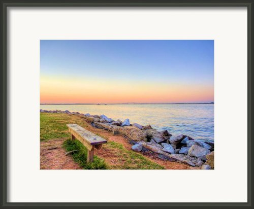 A Perfect Spot Framed Print By Jc Findley