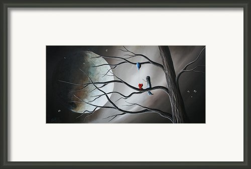 A Road To Healing Starts With Memories By Shawna Erback Framed Print By Shawna Erback