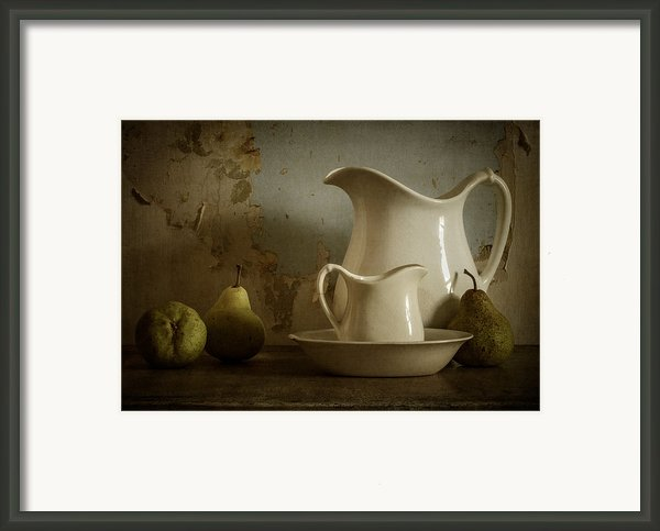 A Simpler Time Framed Print By Amy Weiss