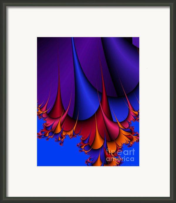 A Stormy Eve Framed Print By Dianne Liukkonen