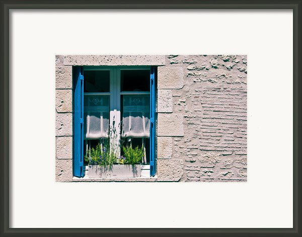 A Summer In Europe Framed Print By Georgia Fowler