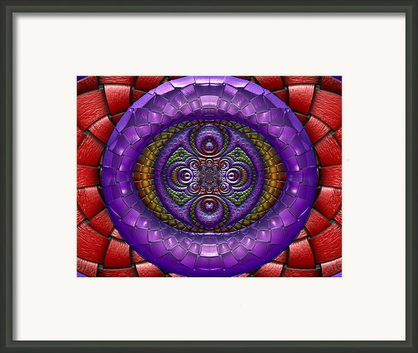A Tactual Enterprise Framed Print By Wendy J St Christopher